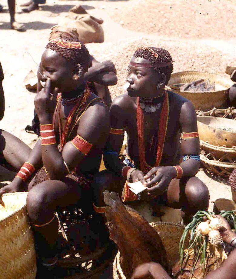 les Kirdis du Cameroun