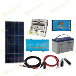 Kit Solaire Autonome 175Wc Victron Energy